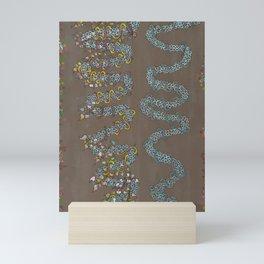 """Femella & Masculus"" by ICA PAVON Mini Art Print"