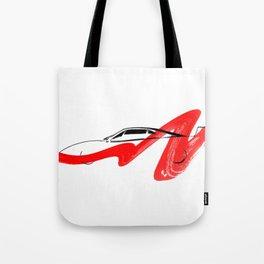 supercar Tote Bag