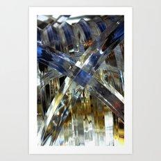 the journey of souls pt.1 Art Print