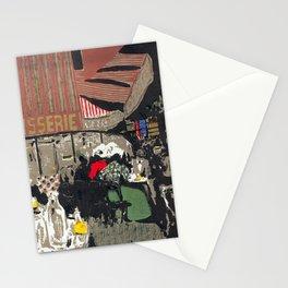 Edouard Vuillard The Bakery Stationery Cards