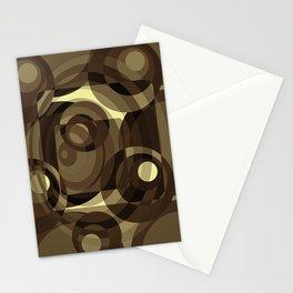 Retro Kringle Stationery Cards