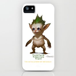YT Troll - Revelations of Oriceran (C) iPhone Case
