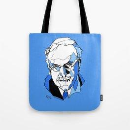 Swiss Psychiatrist Carl Jung Tote Bag