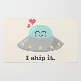 i ship it. Rug