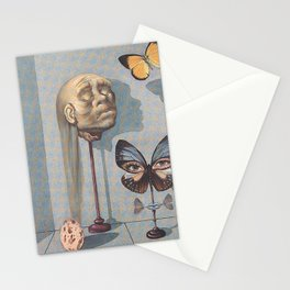 THE LIMIT - SALVADOR DALI Stationery Cards