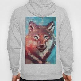 Wolf - Stare - Wanderlust Hoody