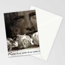 ROSE - vintage version Stationery Cards