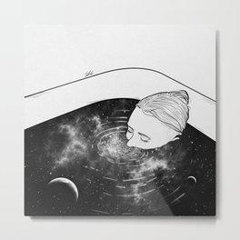 Peaceful minds. Metal Print