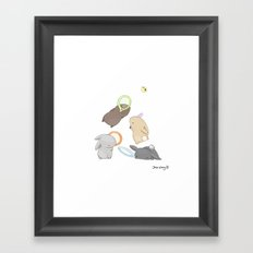 Australian Open 2013 Framed Art Print