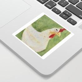 Sassy Chicken Sticker