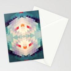 GeoAqua Stationery Cards