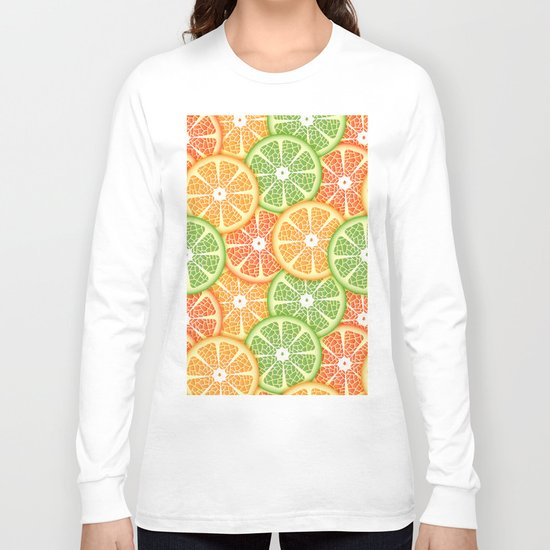 Citruses Long Sleeve T-shirt