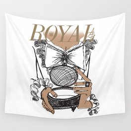 Royal Box Wall Tapestry