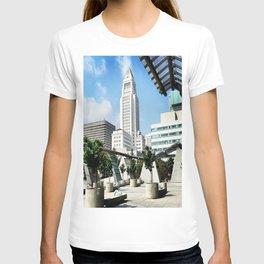 City Hall - 'Lost' Angeles T-shirt