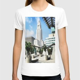 City Hall - 'Lost' Angeles T-shirt