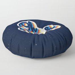 Oh Yeah Floor Pillow