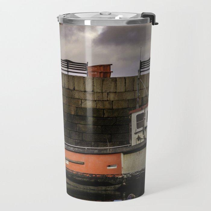 Bullock Harbour,  Dublin Travel Mug