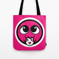 pagan Tote Bags featuring Pagan Holladay by Pagan Holladay
