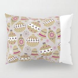Joulupallot Pillow Sham