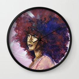 Naturally Kayla Madonna Wall Clock