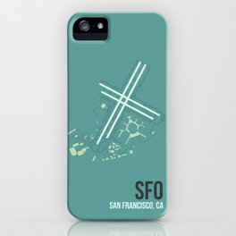 SFO iPhone Case