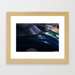Porsche Framed Art Print