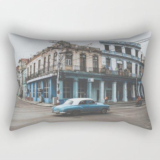 Classic Havana Rectangular Pillow