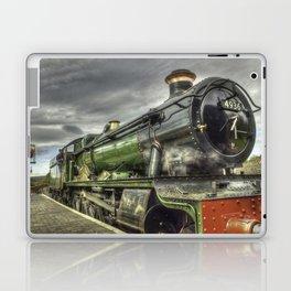 Steam Locomotive 4936 Kinlet Hall Laptop & iPad Skin