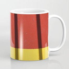Boat deck impressions Coffee Mug