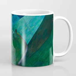 Nisja: the night train 5 Coffee Mug