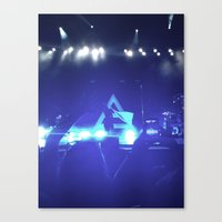 30 seconds to mars Canvas Prints featuring Thirty Seconds to Mars by ijsw