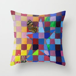 Untitled #81 Throw Pillow
