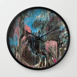 uprising Wall Clock