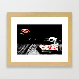 Necessities.  Framed Art Print