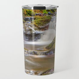 Glenariff Falls Travel Mug