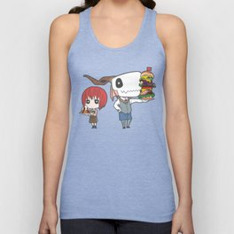 The Ancient Magus' Bride Unisex Tank Top
