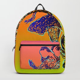 Lets go dancing Backpack
