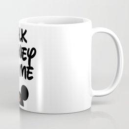 Talk D!sney To Me Coffee Mug