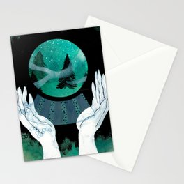Opium-Eater Stationery Cards