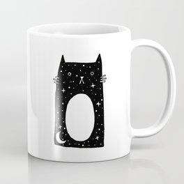 Night Kitty Coffee Mug