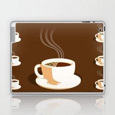 The Perfect Cup Of Coffee Laptop & iPad Skin