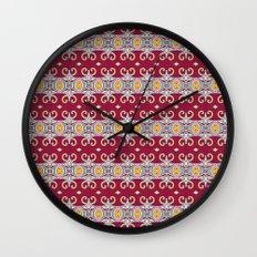 Mix&Match Indian Summer 02 Wall Clock