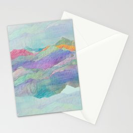 Everything Beautiful- Mountain Stationery Cards