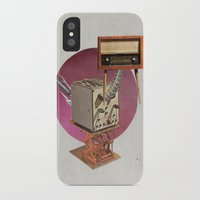 walrus iPhone & iPod Cases featuring Walrus by Imanol Buisan