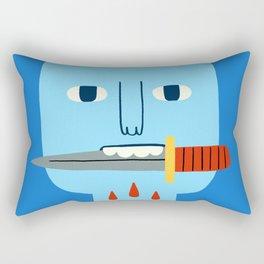 Bite Rectangular Pillow