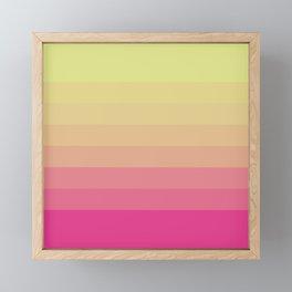 nestati v.2 Framed Mini Art Print