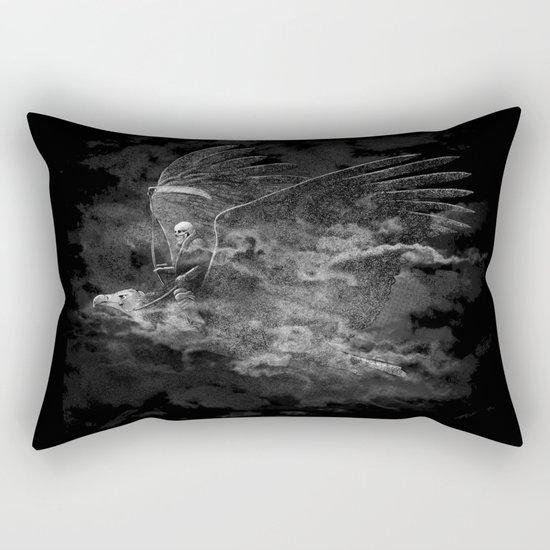 Reaper's Ride Rectangular Pillow