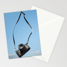 The Flying Camera Stationery Cards