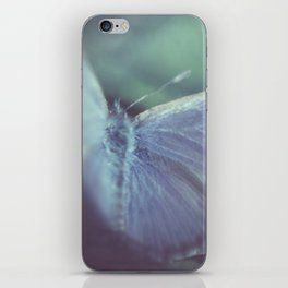 Midnight flight iPhone Skin