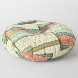 Bookworm II Floor Pillow